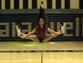 Toe Touch Jump