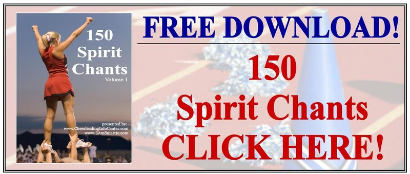 CIC Homepage add for Spirit Chants Ebook Download