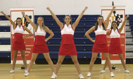 Cheerleading Formations