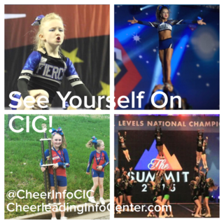 Cheerleading Info Center Instagram @CheerInfoCIC