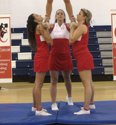 Stunting Tips for Cheerleading Bases
