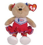 Cheerleading Bear
