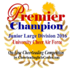 Premier On Line Cheerleading Competition