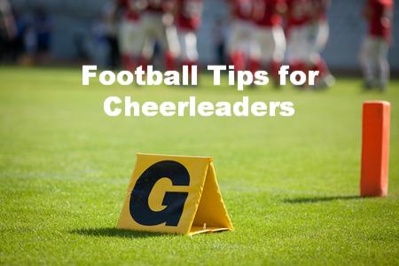 Football Game Tips for Cheerleaders