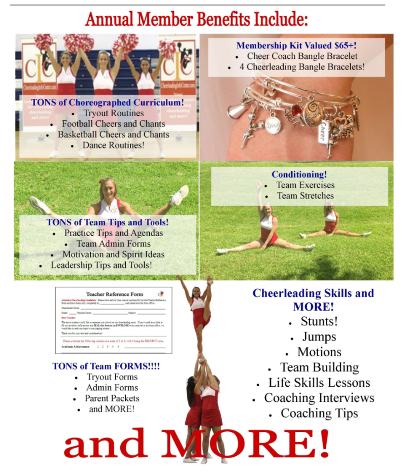 Cheerleading Coaching