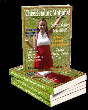 Cheerleading Motions Guide for Beginners and Intermediate Cheerleaders