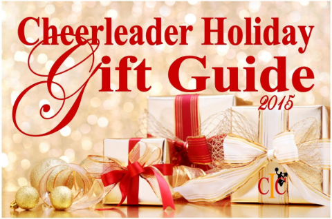 Cheerleader Holiday Gift Guide