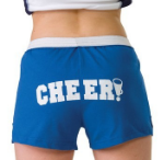 Cheerleading Shorts