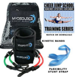 Cheerleading Flexiblity and Fitness Training Set