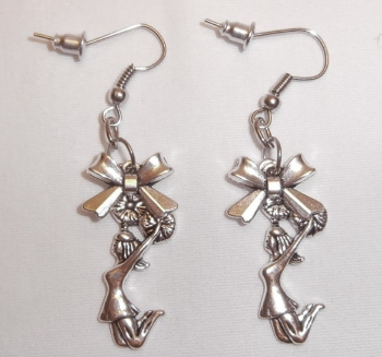 Cheerleading Earrings