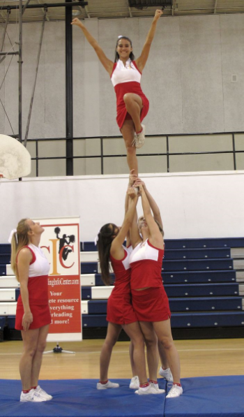 Cheerleading Safety Tips