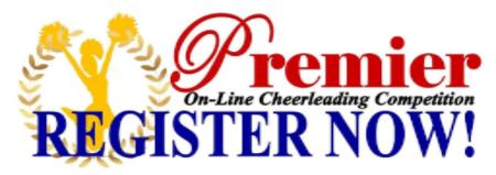 Premier On Line Cheerleading Competition on CheerleadingInfoCenter.com