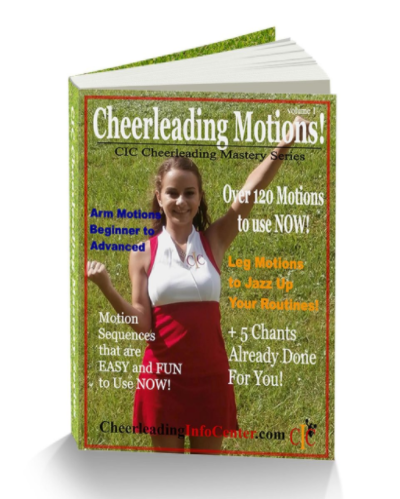 Cheerleading Motions