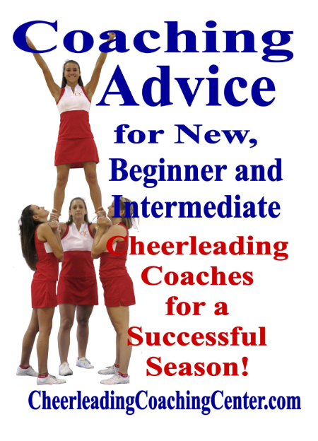 Cheerleading Coaching Advice How to Coach Cheerleading