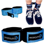Cheerleading Tumbling Ankle Straps