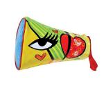 Cheerleading Eye Make Up Bag