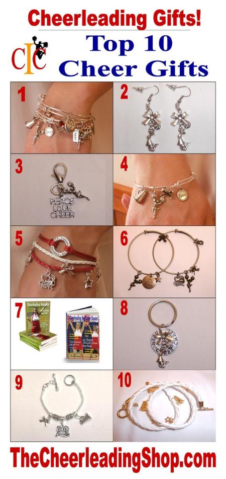 Cheerleading Gifts