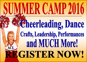 Cheerleading Summer Camp Coral Springs Florida