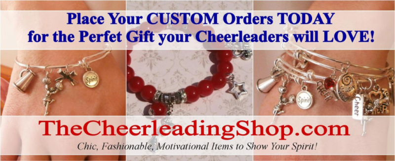 Cheerleading Jewerly