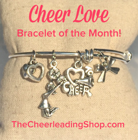 Cheerleading Bracelet