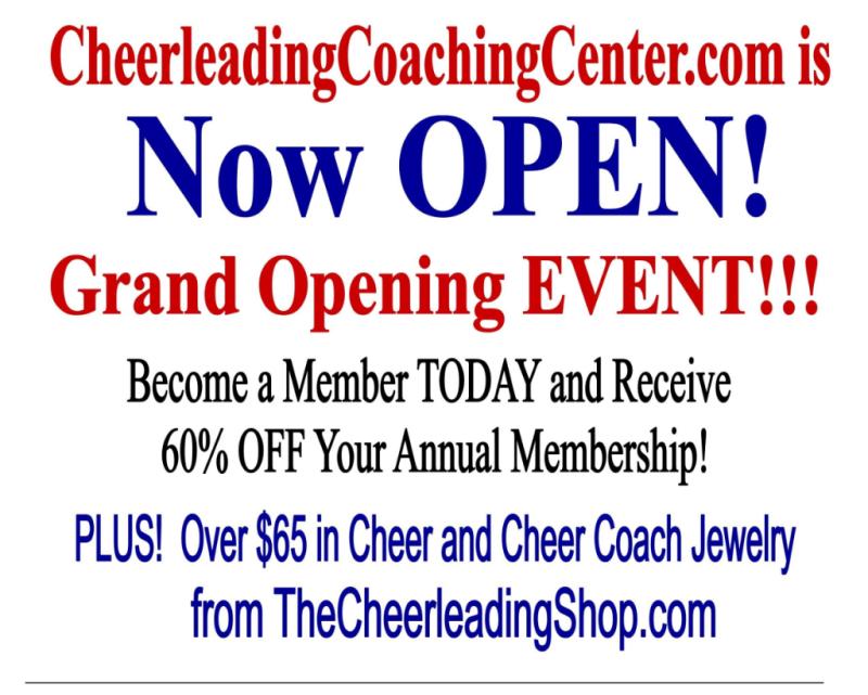 Cheerleading Coaching Center