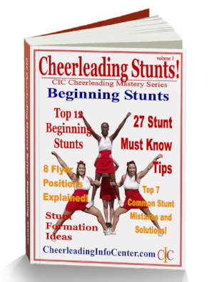 Cheerleading Beginning Stunts