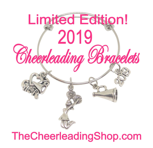 2019 Cheerleading Limited Edition Bracelet