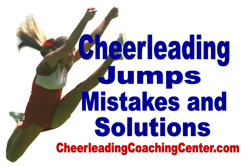 Cheerleading Jump Mistakes and Solutions