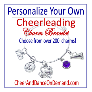 Create Your Own Cheerleading Bracelet 2