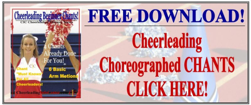 Free Cheerleading Chants