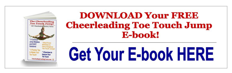 Free Toe Touch Graphic