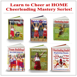 Cheerleading Ebooks Cheerleading Mastery Series