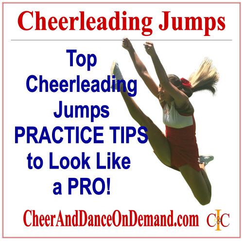 Jump Practice Tips