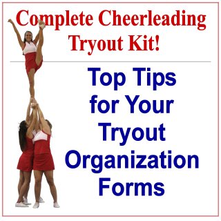 Tryout Tips Organ Forms