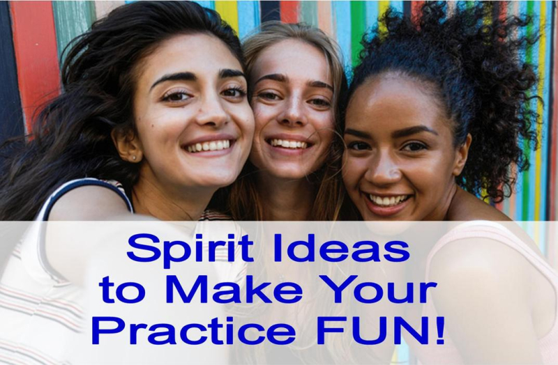 How to Make Your Cheerleading Practices More Fun
