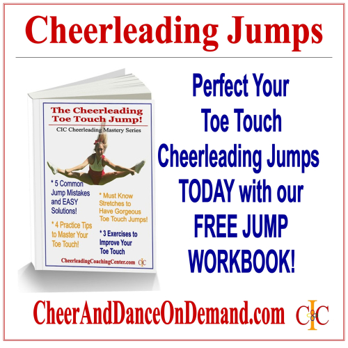 Jump Workbook Toe Touch