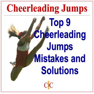 Top Cheerleading Jump Mistakes and Solutions